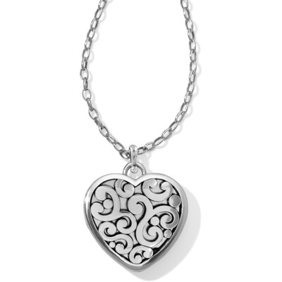Brighton Lockets - Contempo heart