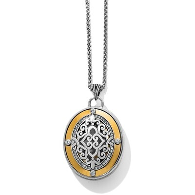 Brighton Lockets - Intrigue Convertible