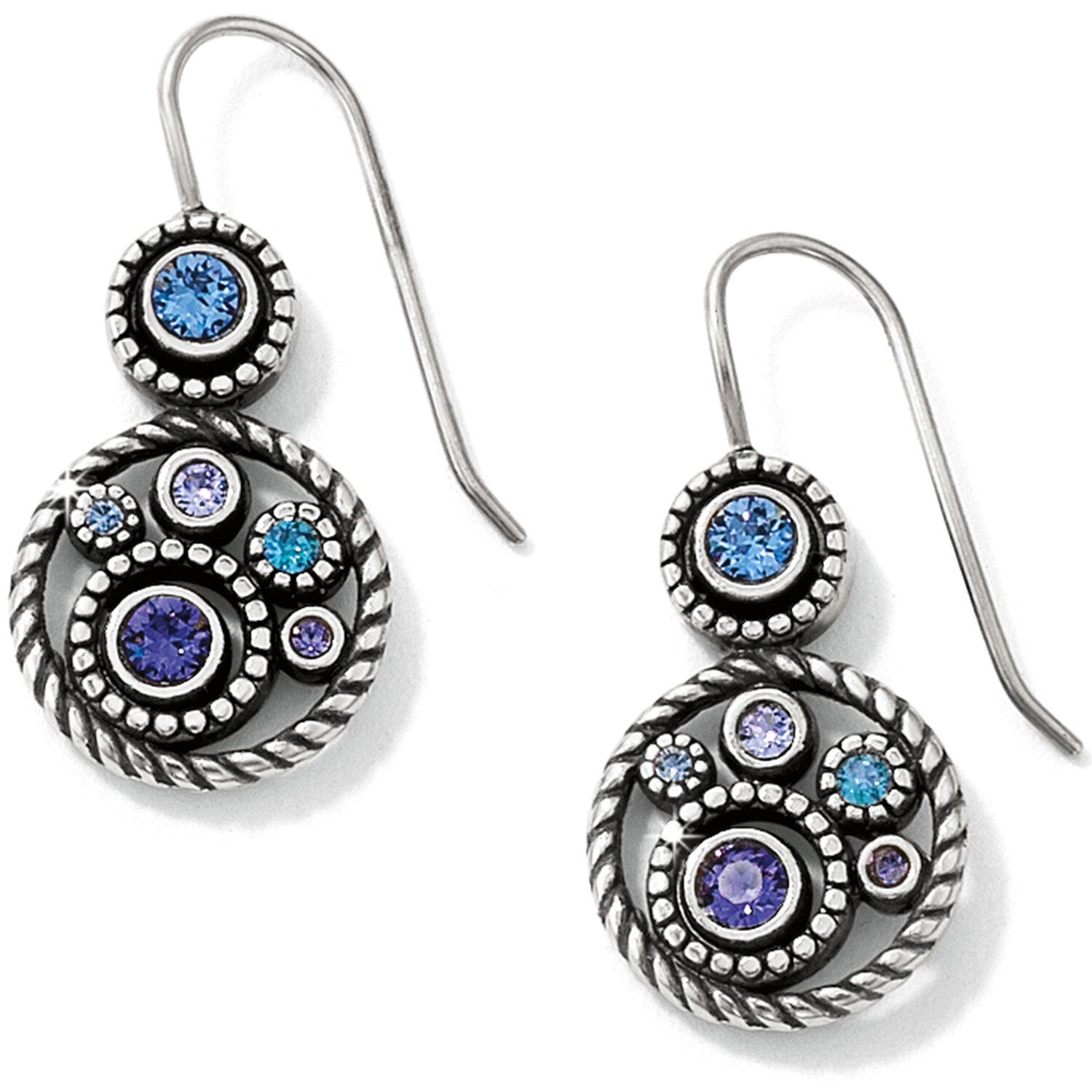 Brighton Halo French Wire Earring