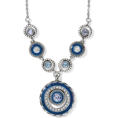 Brighton Halo Eclipse necklace