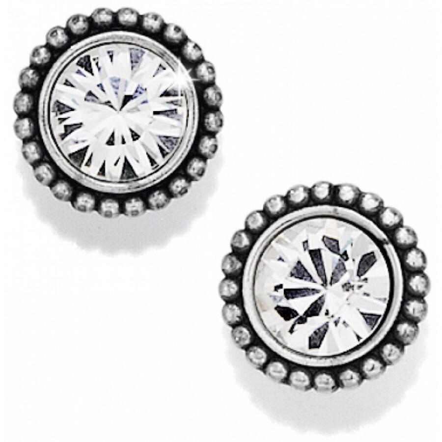 Brighton large twinkle earring - Crystal