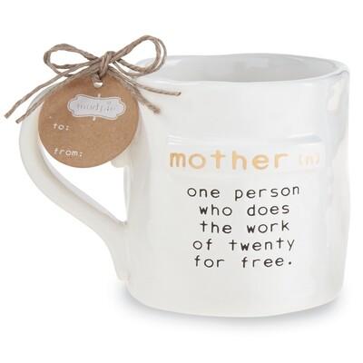 Funny Mom Mug - Definition