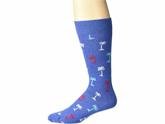 Happy Socks Men's socks - palm trees
