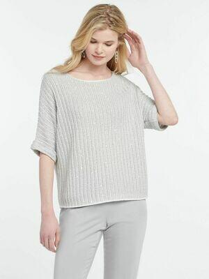 Nic + Zoe Glow for it sweater