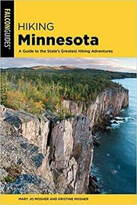 Falcon Guide Hiking Minnesota