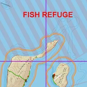 000072400015 - map: Apostle Islands