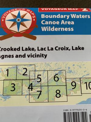 9780977943524 - #2: Crooked, Lac LaCroix, Agne