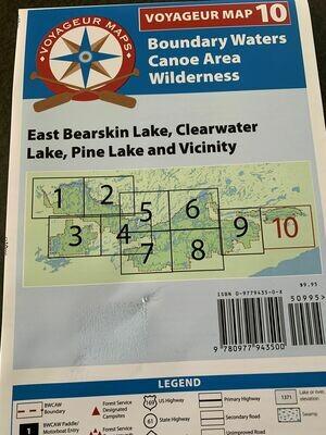 9780977943500 - #10: E.Bearskin, Clearwater, P