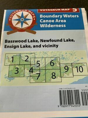 9780977943548 - #4: Basswood, Fall, Moose, Fou