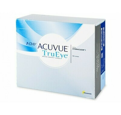 1-DAY ACUVUE® TRUEYE® 180 LENS BOX