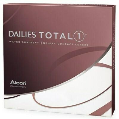 DAILIES TOTAL1® 90 LENS BOX