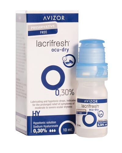 Lacrifresh Ocu-Dry 0.30%