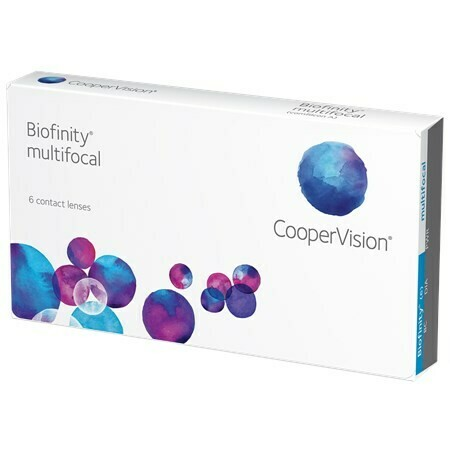 Biofinity® Multifocal 3 LENS BOX