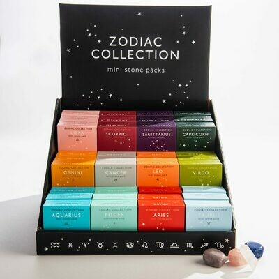 Zodiac Stone Collection