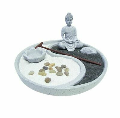 Yin and Yang Zen Garden Kit