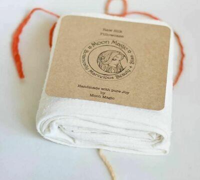 Raw Silk Pillow Case- Custom size 14x20