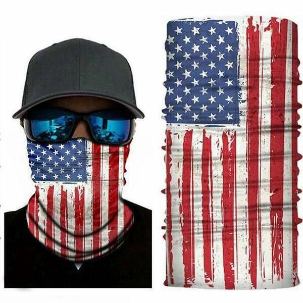 Patriot Face Mask | Buy 1 Get 4 Free