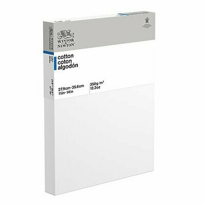 WINSOR & NEWTON CLASSIC STRETCHED COTTON CANVAS 14X14IN