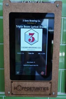 3 Sons Brewing Co. - Triple Beam Lyrical Dream