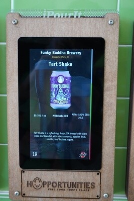 Funky Buddha Brewery - Tart Shake - Sour - Fruited - 16 Ounce Crowler