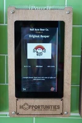 Half Acre Beer Company - Original Reaper - 16 Ounce Crowler