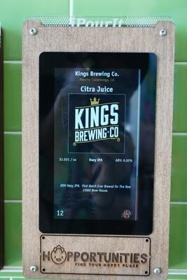 Kings Brewing Company (CA) - CITRA JUICE