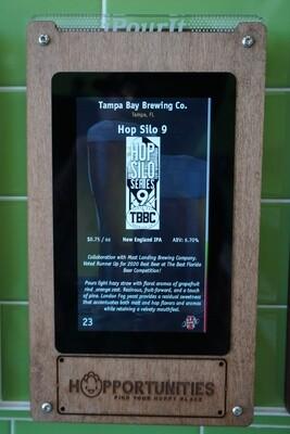 Tampa Bay Brewing Company - Hop Silo 9