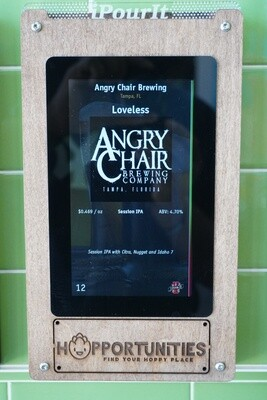 Angry Chair Loveless IPA - Session / India Session Ale - 32 Ounce Growler Fill