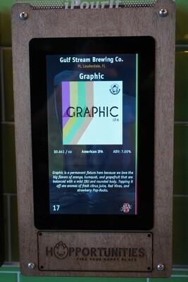 Gulfstream Brewing Graphic IPA