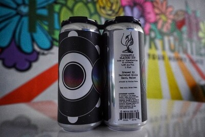Barreled Souls - Currantly Blacked Out Gose - 4 Pack