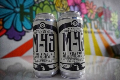 Old Nation M43 IPA