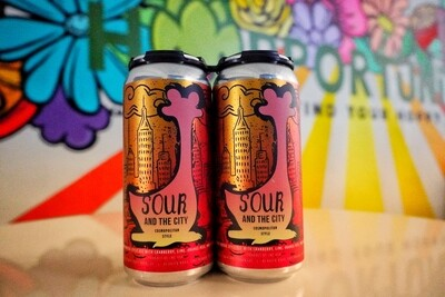 Oozlefinch - Sour in the City - Sour - 4 Pack