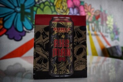 Surly Brewing - Axe Man - IPA 4 Pack
