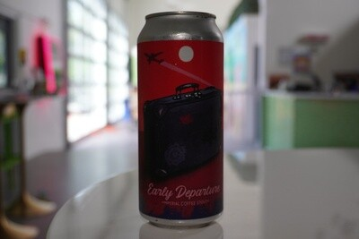 Vitamin Sea Brewing - Early Departure - Imperial Coffee Stout - 1 Can