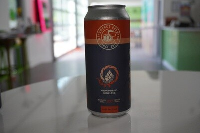 WeldWorks From Mosiac With Love IPA 1 Can
