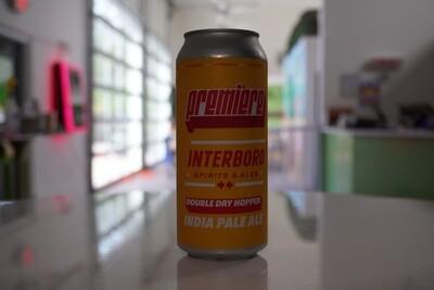 Interboro Premiere IPA 1 Can