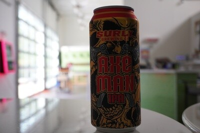 Surly Axe Man IPA Single Can