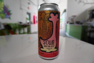 Oozlefinch Sour in the City 1 Can