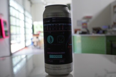 Commonwealth Brewing Dance Battle Double IPA 1 Can