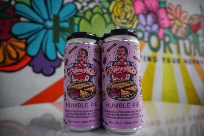 Hidden Springs Ale Works Humble Pie - Sour - 1 Can