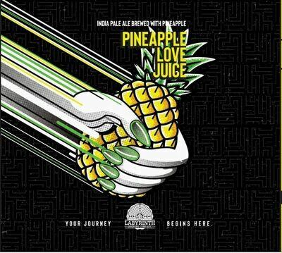 Pineapple Love Juice 4 Pack