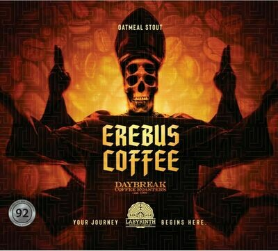 Erebus Coffee 4-Pack