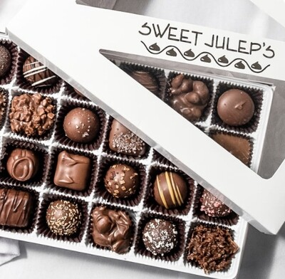 2 Pound Box of Assorted Milk Chocolates