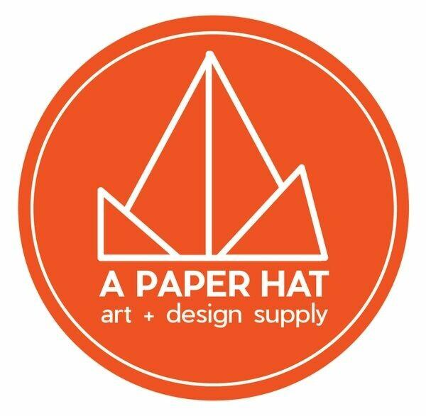 A PAPER HAT art + design supply