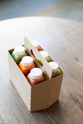 Six Pack of Juice