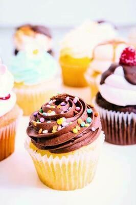 A Dozen Assorted Babycakes