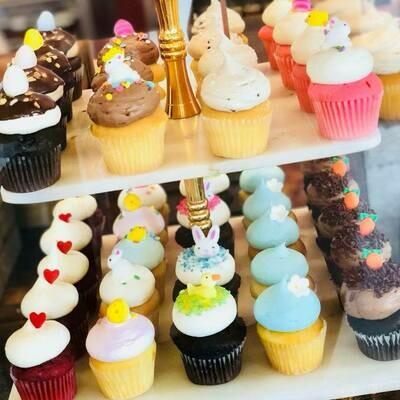 A Dozen Assorted Easter Babycakes