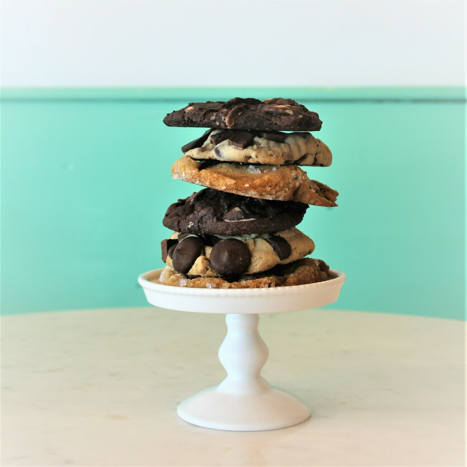 Chocaholic Cookie Assortment (12)
