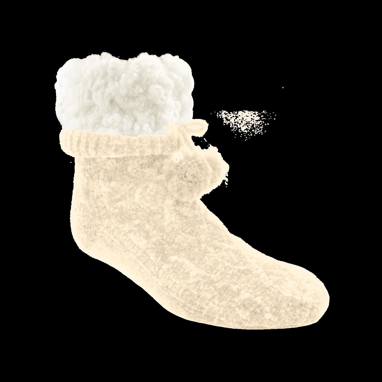 Pudus chenile socks