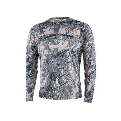 Sitka Core Lightweight Crew LS Optifade Open Country